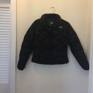 The North Face 550 Down Puffer Jacket Womens Sz XS